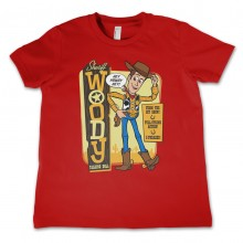 Toy Story - Sheriff Woody Kinder T-Shirt