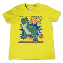 Toy Story - REX The Dinosaur Kinder T-Shirt
