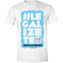 Ted 2 - Legalize Ted Men T-shirt - White